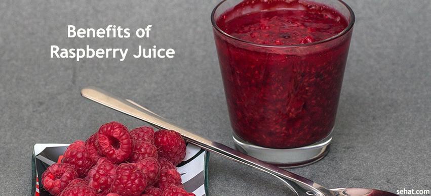 Benefits of Raspberry Juice
