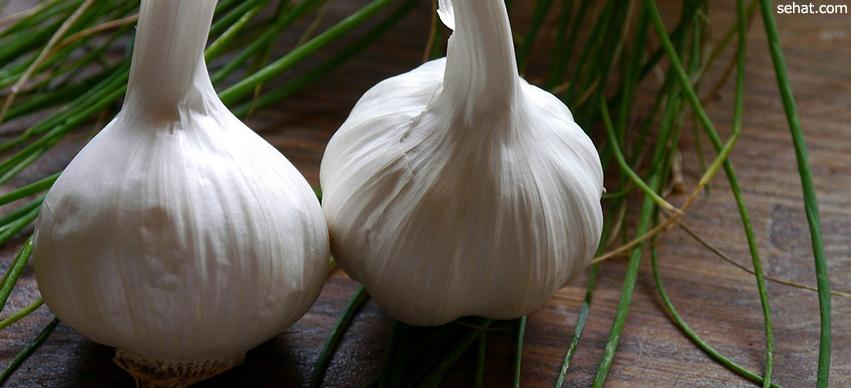 Garlic for Cold in Children