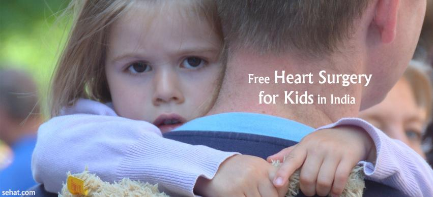 Free Heart Surgery for Kids in India