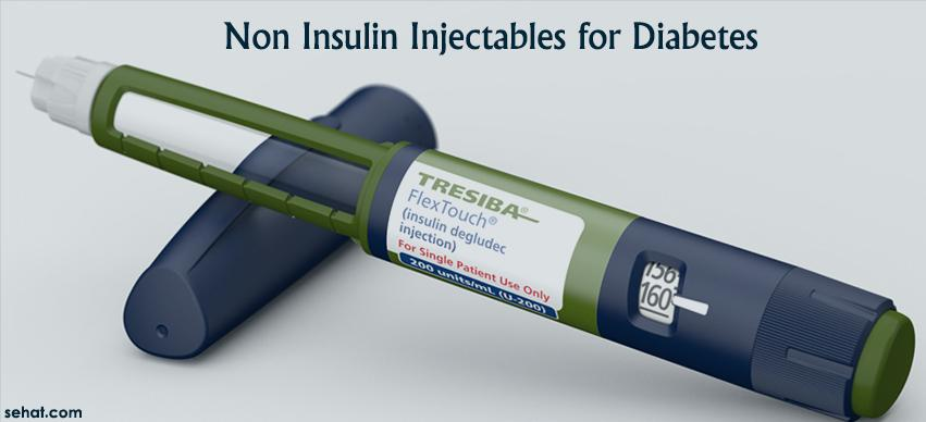 Non Insulin Injectables for Diabetes