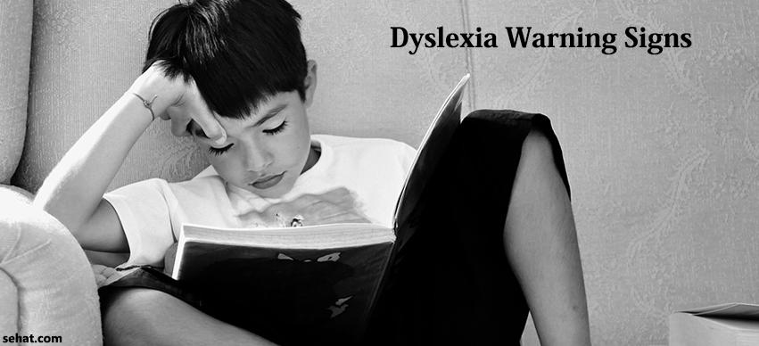 Warning Signs of Dyslexia in Preschoolers