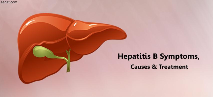 Hepatitis B Symptoms,Causes & Treatment