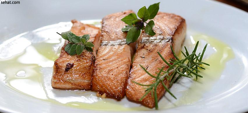Oily fish for the omega-3s heart health
