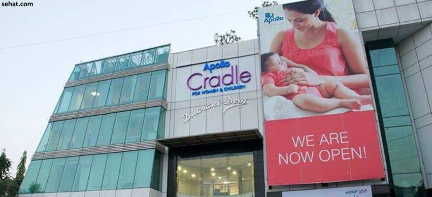 Apollo Cradle Delivery Charges