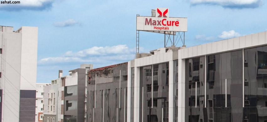 MaxCure Hospitals Delivery Charges
