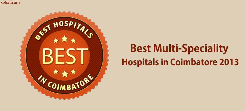 Best Multi-Speciality Hospitals in Coimbatore