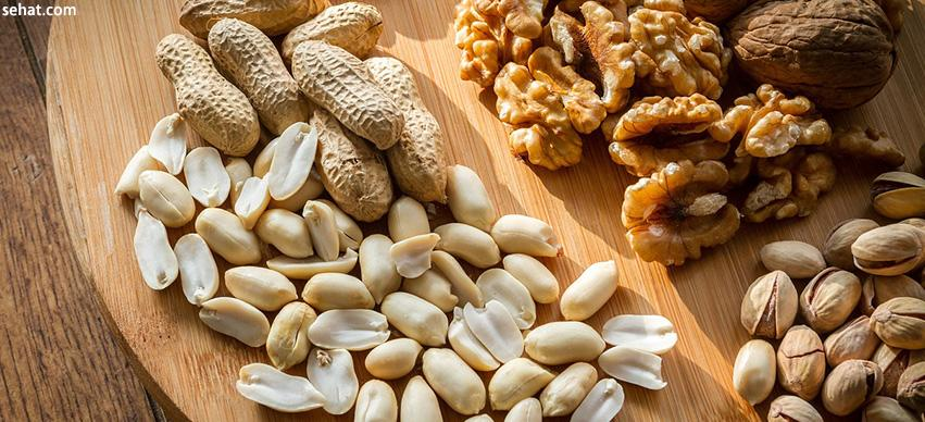 nuts benefits for summer