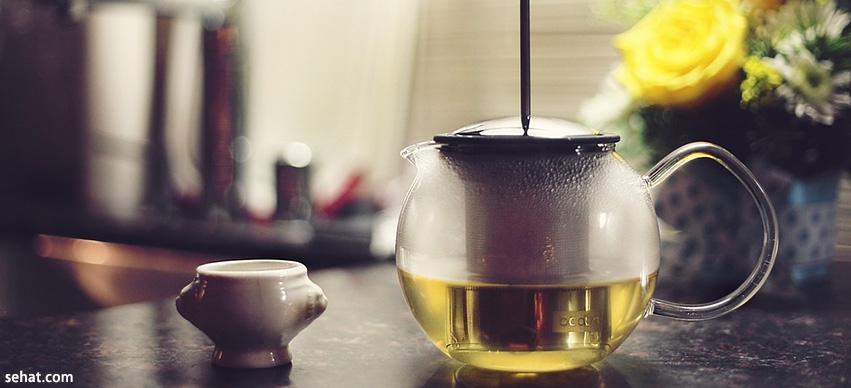 grean tea benefits for summer