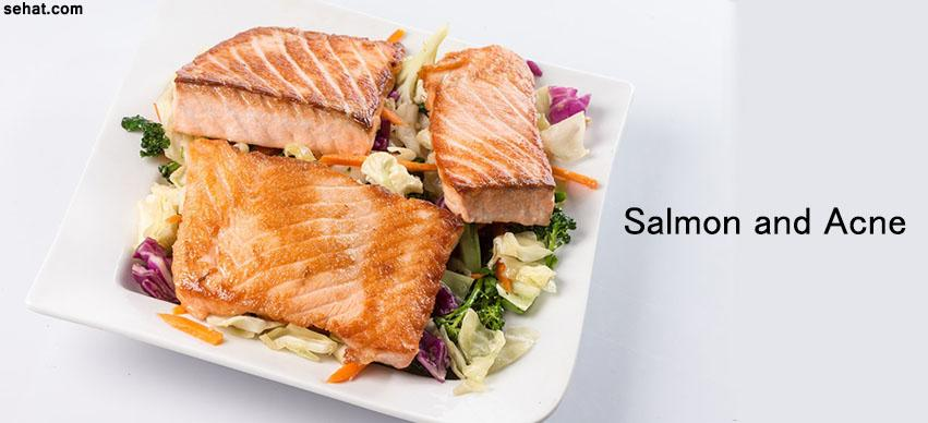 Salmon and Acne