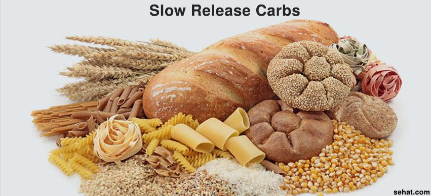 slow release carbs