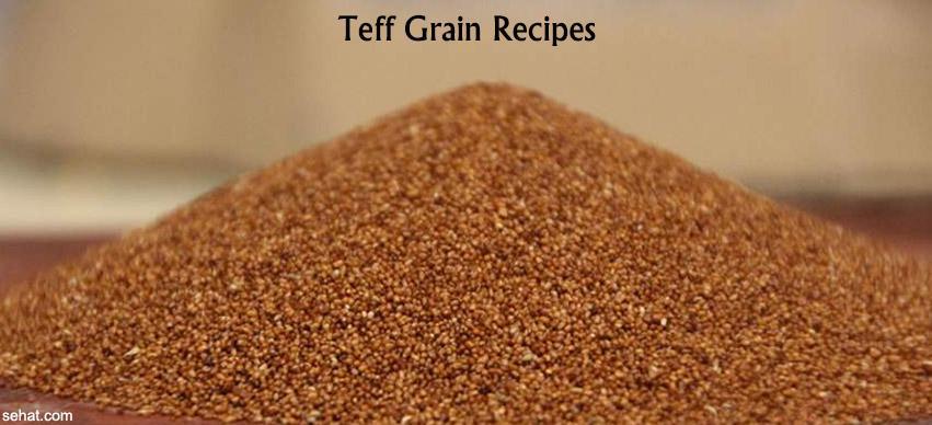 Teff Grain Recipes