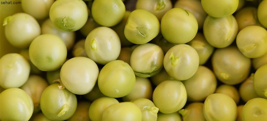 Green peas Protein rich food