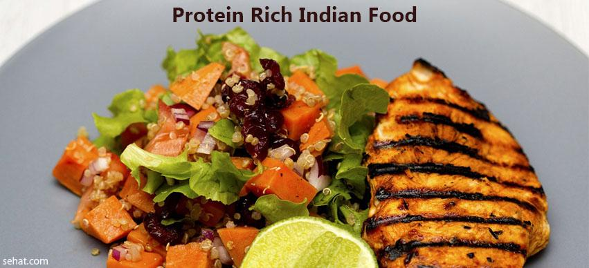 Protein rich foods you should include in your diet
