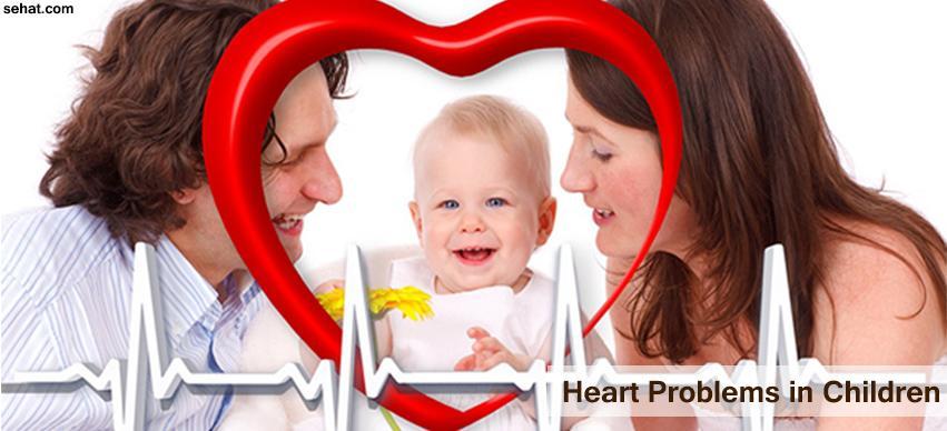 Types of Heart Disease in Children - Sehat