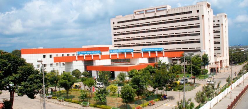 top government hospitals in Bangalore: Sri Jayadeva Institute of Cardiovascular Sciences