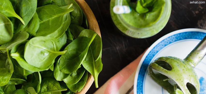 Prevent Hair Loss with Spinach