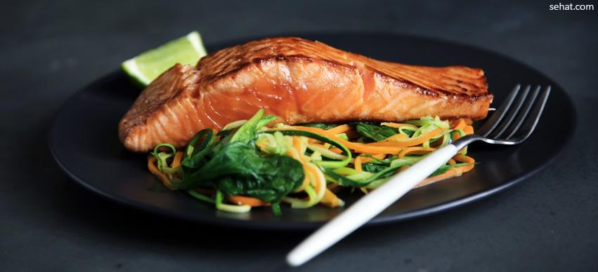 Prevent Hair Loss with Salmon