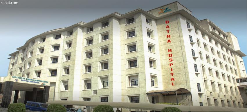 Batra Hospital and Medical Research Centre - CGHS Hospital in Delhi