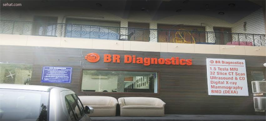 B.R. Diagnostics - CGHS Hospital in Delhi