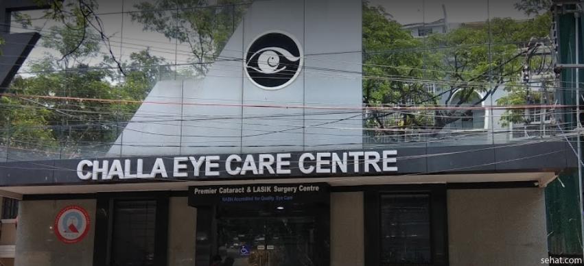 Challa Eye Care Hospital - Top Eye Hospital in Hyderabad