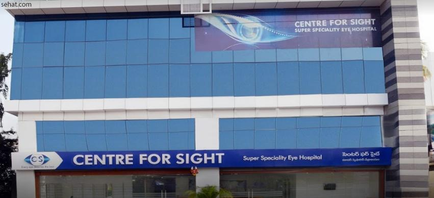 Center For Sight - Top Eye Hospital in Hyderabad
