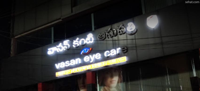 Vasan Eye Care - Top Eye Hospital in Hyderabad
