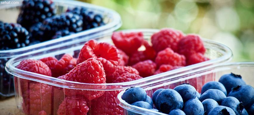 Berries - Food to eat after ovulation to get pregnant