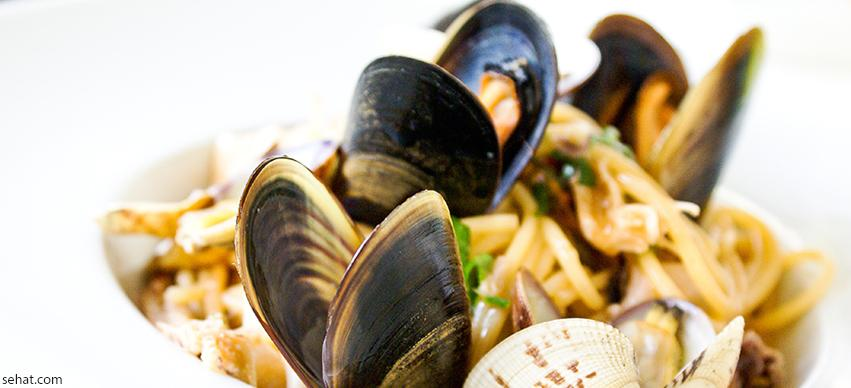 Shelfish - common foods that cause allergies