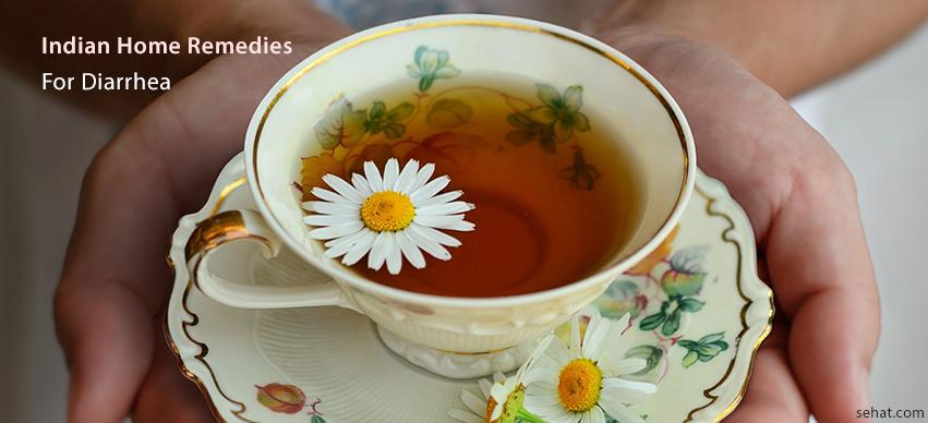 Indian home remedies for Diarrhea