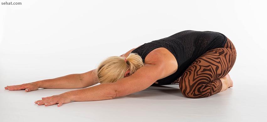 Balasana - Yoga Exercise For Peripheral Neuropathy