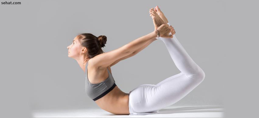 Dhanurasana - Yoga Exercise For Peripheral Neuropathy