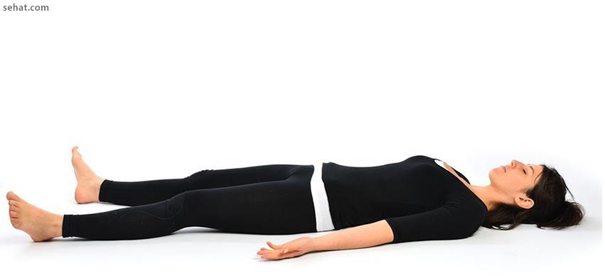 Savasana - Yoga Exercise For Peripheral Neuropathy