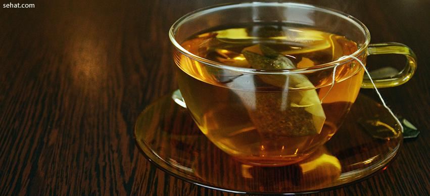 Green Tea - Fat burning drink at home