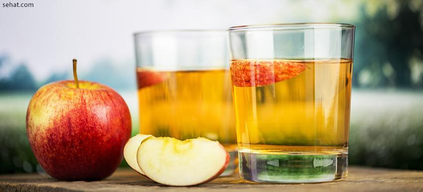 Apple cider vinegar - Fat burning drink at home