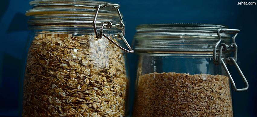 Oatmeal-Home remedy for skin itching in summer