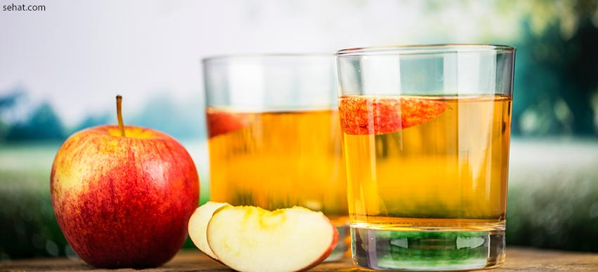 Apple cider vinegar-Home remedy for skin itching in summer