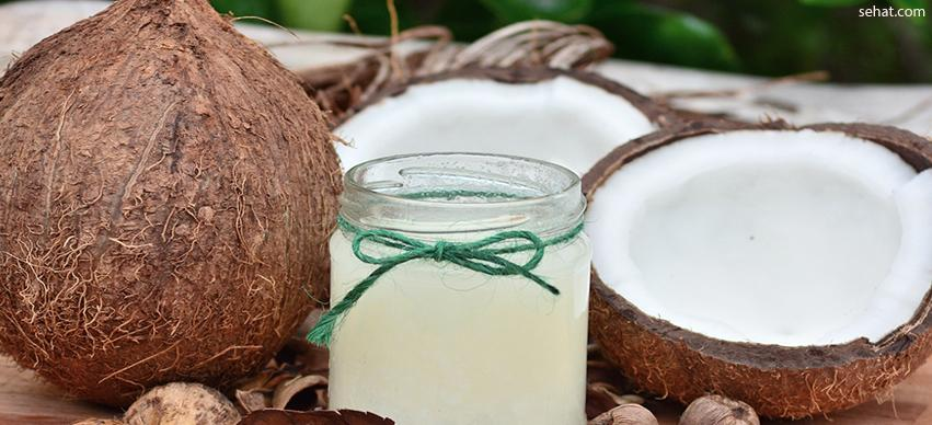 Coconut oil-Home remedy for skin itching in summer