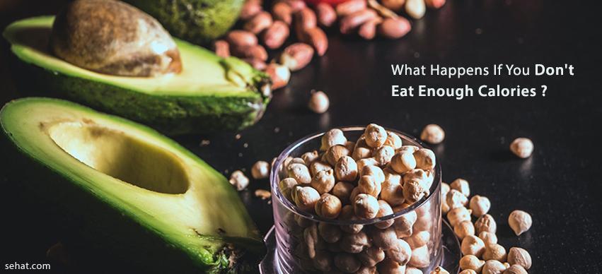 What Happens If You Don't Eat Enough Calories