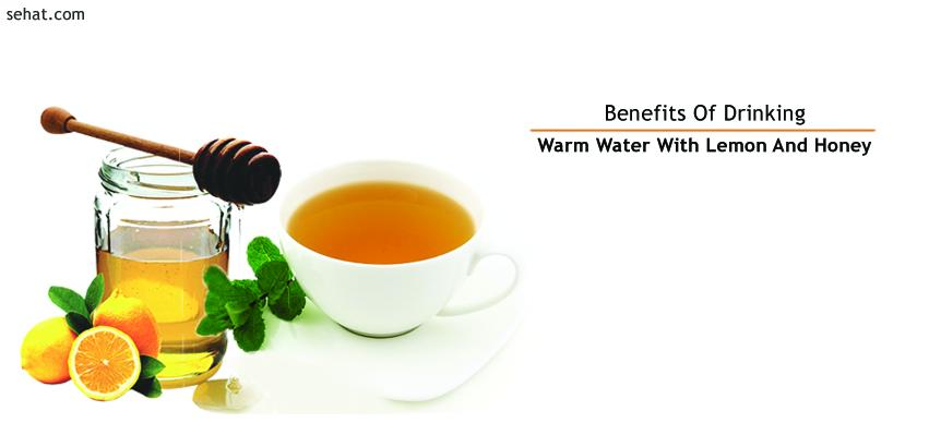 Benefits Of Drinking Warm Lemon Water In The Morning