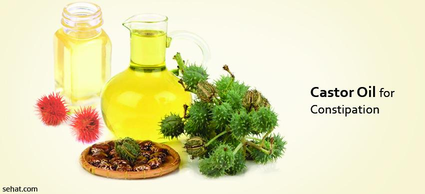 Castor Oil For Constipation