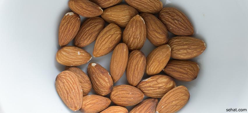 Almonds To Boost Metabolism
