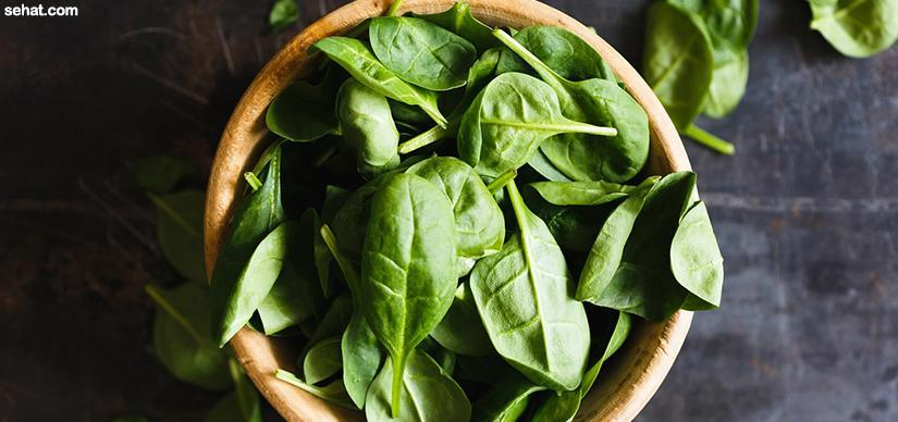 Spinach To Boost Metabolism