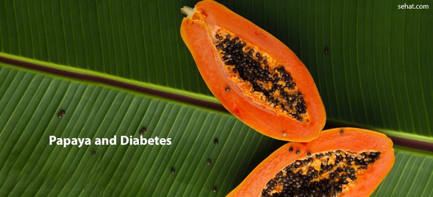 Papaya And Diabetes