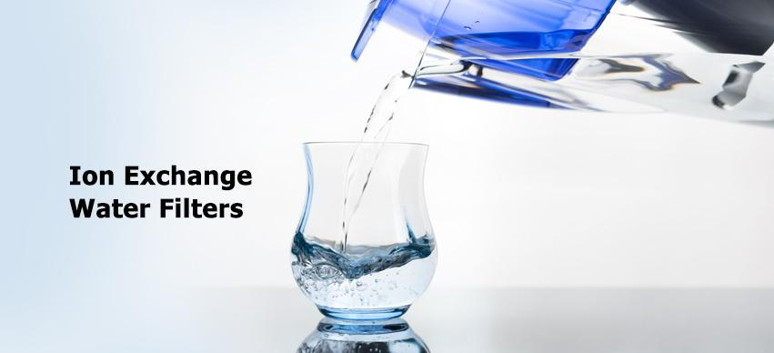 Ion Exchange Water Filters
