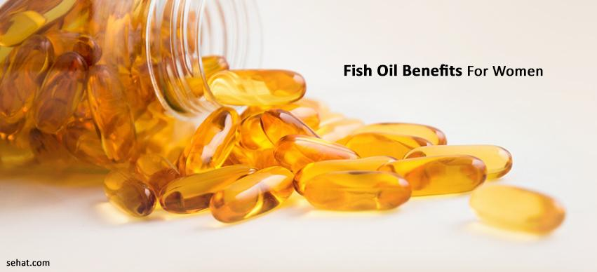 Fish Oil Benefits For Women