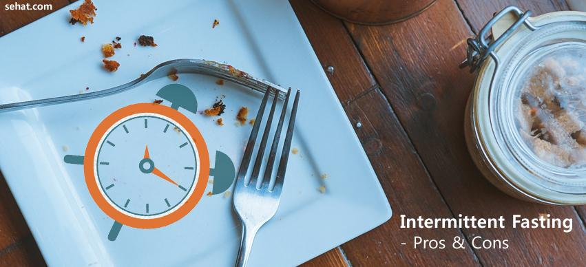 Intermittent Fasting- Pros And Cons