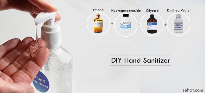 DIY Sanitizer
