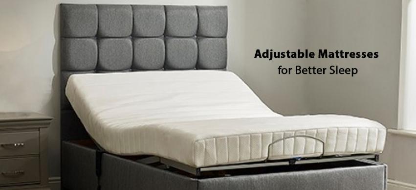 Adjustable Mattresses For Better Sleep