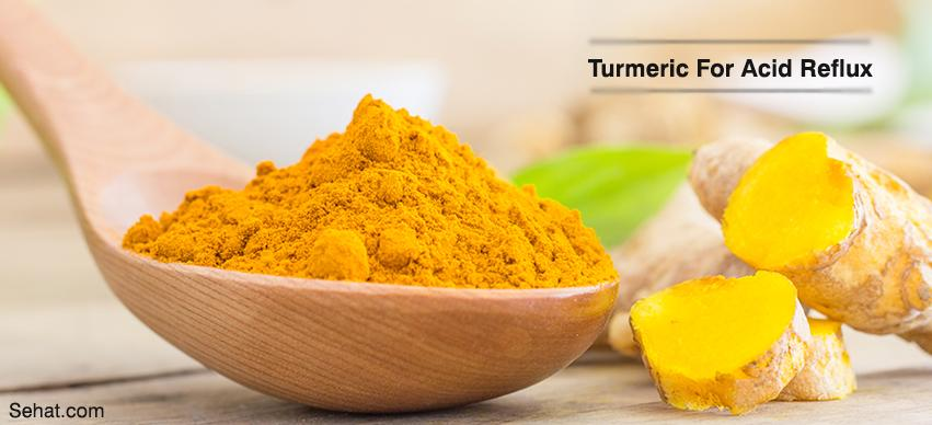 Turmeric For Acid Reflux