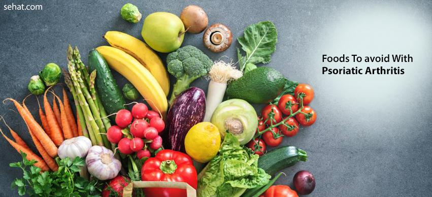 Foods To Avoid With Psoriatic Arthritis